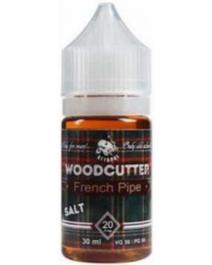 FRENCH PIPE - Woodcutter Salt 30ml