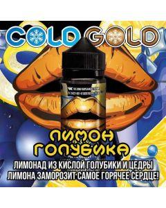 LEMON / BLUEBERRY - Cold Gold 120ml