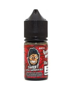 SWEET STRAWBERRIES - Frankly Monkey Low Cost Edition Salt 30ml