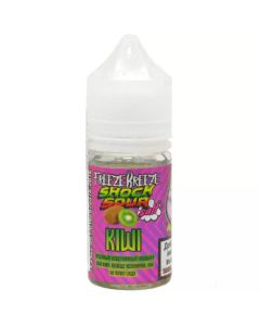 KIWI ICE - Freeze Breeze Shock Sour Salt 30ml