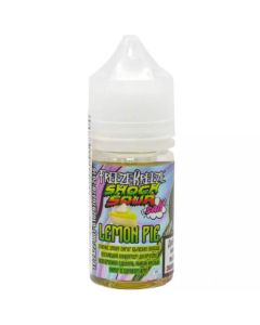 LEMON PIE ICE - Freeze Breeze Shock Sour Salt 30ml