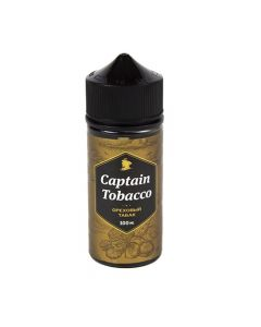 NUTS / TOBACCO - ₵aptain Tobacco 100ml
