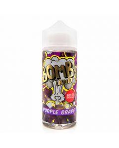 GRAPE - Cotton Candy Bomb 120ml