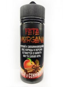 PEACH / CINNAMON - Fata Morgana 120ml