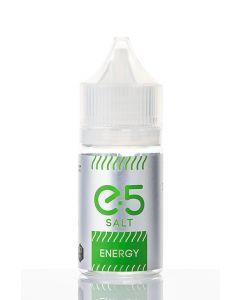 ENERGY - E5 Salt 30ml