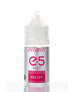 RESIST - E5 Salt 30ml