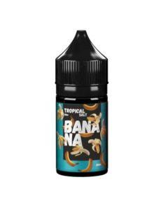 BANANA - Tropical Salt 30ml