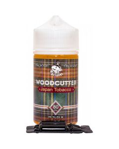 JAPAN TOBACCO - Woodcutter 80ml