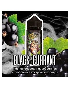 BLACK CURRANT - Frankly Monkey Black Edition 120ml