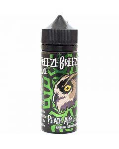 PEACH / APPLE & ICE - Freeze Breeze 120ml