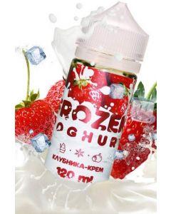 STRAWBERRY / CREAM - Frozen Yoghurt 120ml