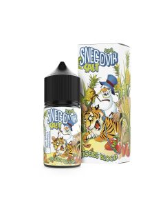 TIGERS BLOOD - Snegovik Salt 30ml