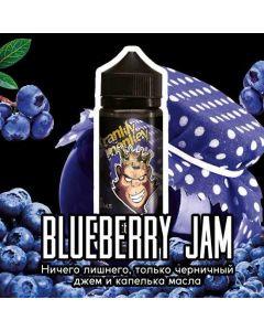 BLUEBERRY JAM - Frankly Monkey Black Edition 120ml