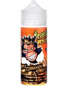 APPLE CINNAMON STRUDEL - Frankly Monkey White 120ml