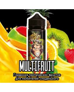 MULTIFRUIT - Frankly Monkey Black Edition 120ml
