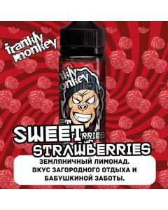 Sweet Strawberries - FRANKLY MONKEY LOW COST EDITION 120ml