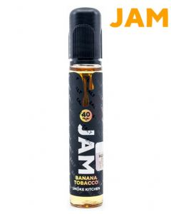 BANANA TOBACCO - Jam Salt 30ml