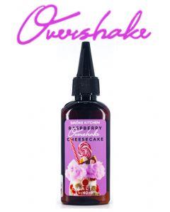 RASPBERRY CHEESECAKE - Overshake Salt 30ml
