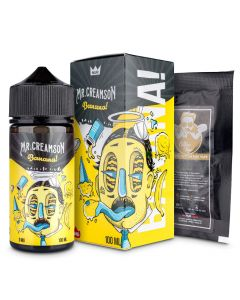 Banana - MR.CREAMSON 100ml